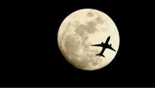 イオン 岡山 から 「満月」?.png